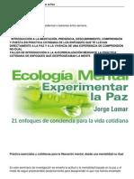 425 Taller Semanal de Introduccion a La Ecologia Mental Experimentar La Paz Madrid