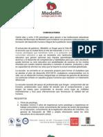 CONVOCATORIA PSICÓLOGOS SECRETARÍA DE EDUCACIÓN