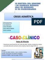 Caso Clinico Crisis Asmatica