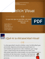 Déficit Visual