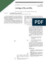 Equilibrium With Fried Eggs of PbI2-1