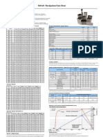E Magnets UK Neodymium Data Sheet