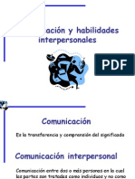 Comunicacion y Habilidades