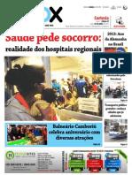 Jornal Vox, 7ª edição, 05 de julho de 2013.