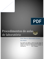 Caderno de Laboratorio Materiais de Construcao 2