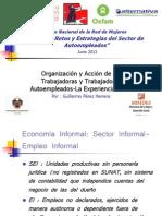 Organizacion y Accion Trabajadores Autoempleados