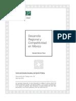 Mesoregiones de Mexico