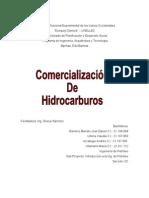 Comercializacion de Hidrocarburos