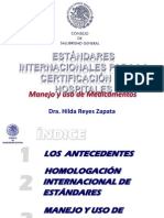 Certificacion de Hospitales BRENDA