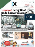 Jornal Vox, 6ª edição, 28 de junho de 2013