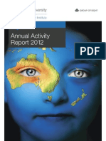 Monash Sustainability Institute - Annual Activity Report 2012