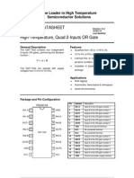 cmt-7432 data sheet IC pada Teknik digital