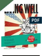 Living Well Magazine Nov 2012