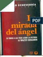 Bolivar Echeverria - La Mirada Del Angel