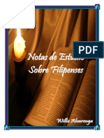Comentario de Filipenses Por Willie Alvarenga 2010