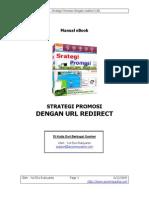 Strategi Promosi dengan Url Redirect