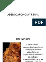 Adenocarcinoma Renl
