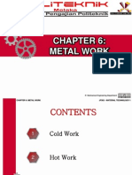 Chapter 6 - Metal Work