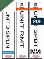 Label Tepi Fail 25 -2dmm