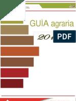 Guia Agraria 2012