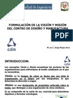 Ejemplo de Formulacion de Vision y Mision