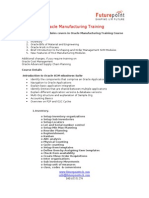 Oracle Manufacturing .doc