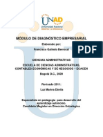 Modulo Diagnostico Final UNAD