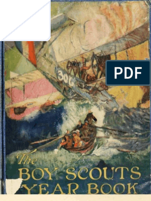 Boy Scouts Yearbook 1920