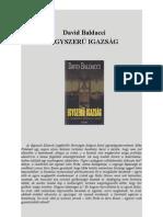 David Baldacci - Egyszerű igazság