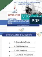 Lenguajes Script