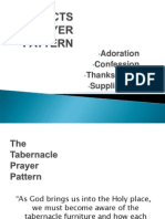 The Tabernacle Prayer Pattern2