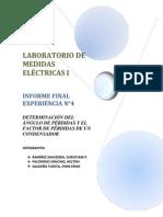 Lab. N° 4 - Med. Eléctricas I - Medición de la Inductancia