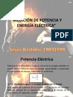 Medición de potencia y energía eléctrica