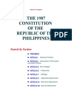 1987 Constitution Part 1