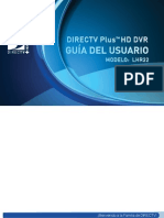 Guia Del Usuario - Directv (Plus Hd)