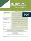 EnviroNews July 2013