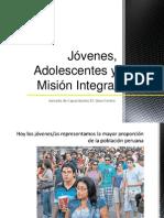 Jóvenes, Adolescentes y Misión Integral