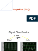 Data Acquisition (DAQ)