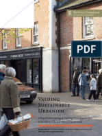 Valuing Sustainable Urbanism
