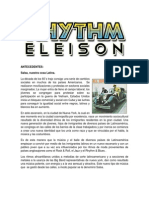 RHYTHM ELEISON y la música tropical en Mazatlán
