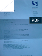 Switalskis Discharge Letter