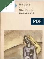 Andre Gide - Isabela Simfonia pastorala.doc