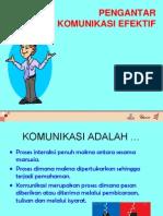 2-Slide Presentasi Pengantar Komunikasi