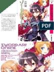 sword art online volume 12