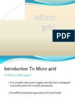 Micro Grid Ppt