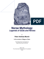 Norse Mythology - Legends of Gods and Heroes