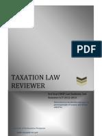 Gen.princples.taxation