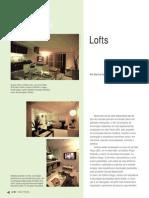 Ed27 Case Lofts Iluminacao Integra Arquitetura de Interiores e Funcionalidade Em Pequenos Espacos