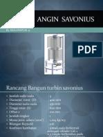 Turbine Savonius