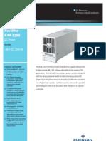 NetSure 701 Rectifier 3200 W